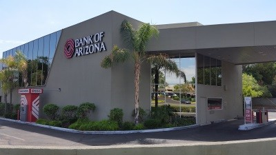 Bank of Arizona 3001 E. Camelback Rd Ste 100 Phoenix AZ exterior