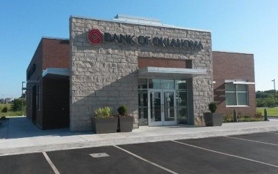 Bank of Oklahoma 1520 N. 9th St. Broken Arrow OK exterior