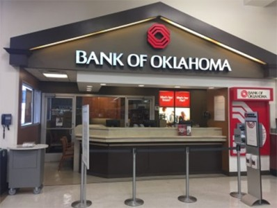 Bank of Oklahoma inside Reasor's at 11815 E. 86th St., Owasso, OK