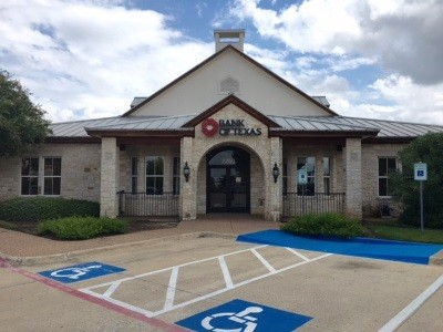 Bank of Texas 2250 State Highway 114 Grapevine TX exterior