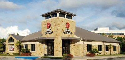 Bank of Texas 15725 Cypresswood Medical Drive Spring TX exterior