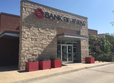 Bank of Texas 8255 Walnut Hill Lane Dallas TX exterior